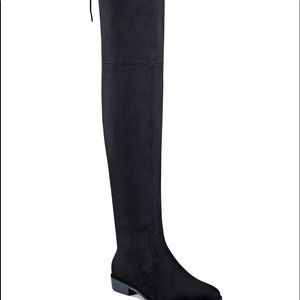 Marc Fisher thigh high boots